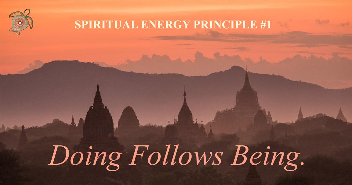 Spiritual Energy Principle 1
