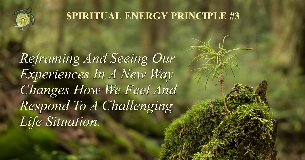 Spiritual Energy Principle 3